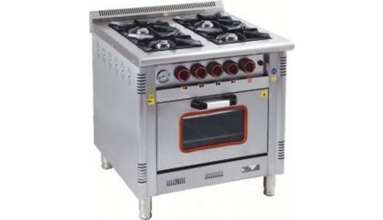 Kitchen equipment for cafes