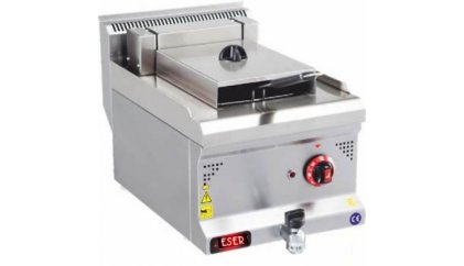 Electric Fryer - Products - Eser kitchen equipment, kitchen supplies ...